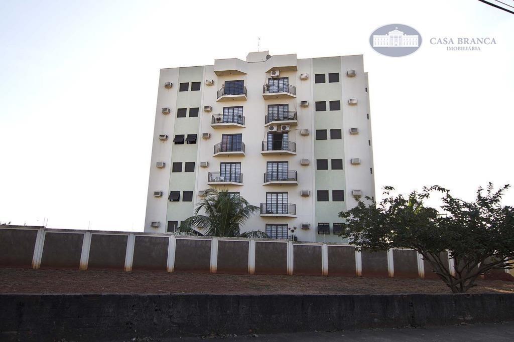 apartamento residencial à venda, saudade, araçatuba. - ap0477