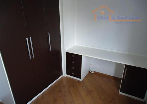 apartamento residencial à venda, saúde, são paulo. - ap1452