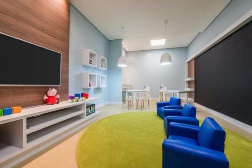apartamento residencial à venda, setor bueno, goiânia. - ap0127