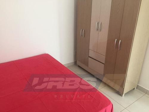 apartamento residencial à venda, setor leste universitário, goiânia. - ap2062