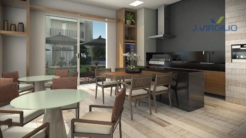 apartamento residencial à venda, setor marista, goiânia. - ap0321