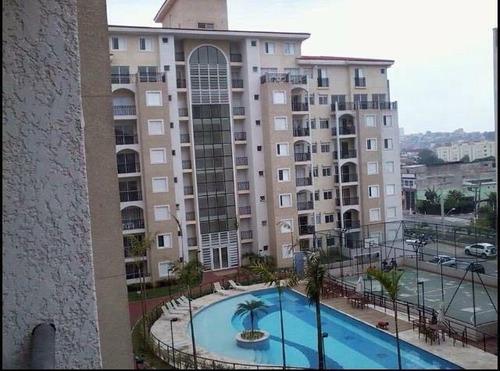 apartamento residencial à venda, sítio da figueira, são paulo. - ap1567