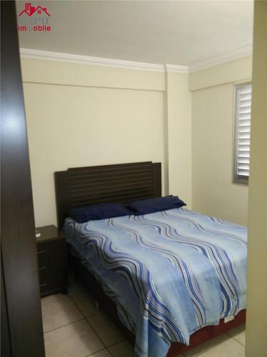 apartamento residencial à venda, são bernardo, campinas. - ap0023