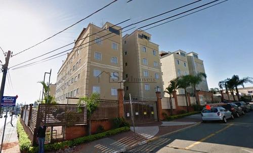 apartamento residencial à venda, são bernardo, campinas. - ap0028