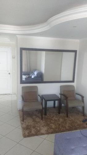 apartamento residencial à venda, são bernardo, campinas. - ap0056