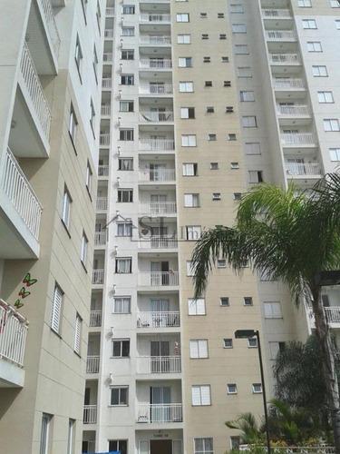 apartamento residencial à venda, são bernardo, campinas. - ap0474