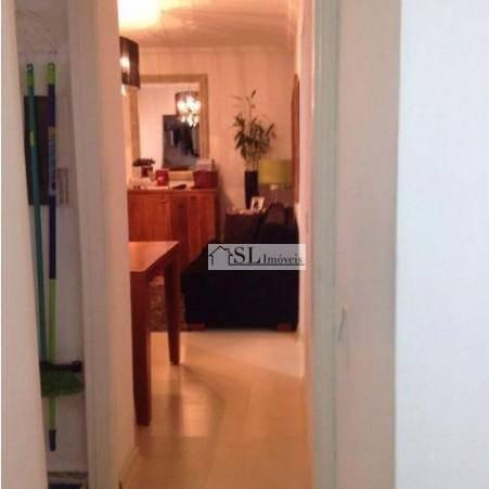 apartamento residencial à venda, são bernardo, campinas. - ap0511