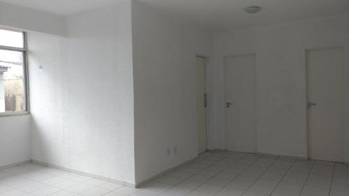 apartamento residencial à venda, são gerardo, fortaleza. - ap2940