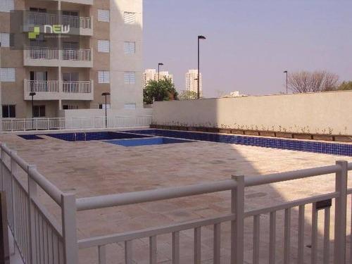 apartamento  residencial à venda, são josé do rio preto. - ap0222
