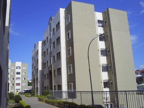 apartamento residencial à venda, são miguel paulista, são paulo. - ap7569