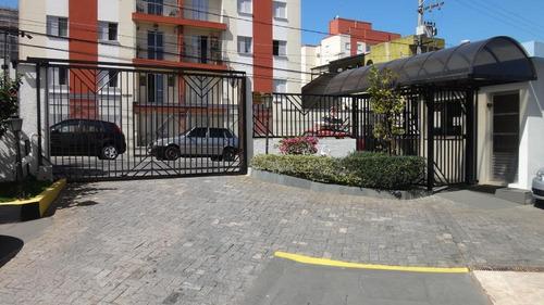 apartamento residencial à venda, são miguel paulista, são paulo. - ap8074