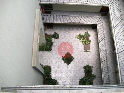 apartamento residencial à venda, são miguel paulista, são paulo. - ap8594