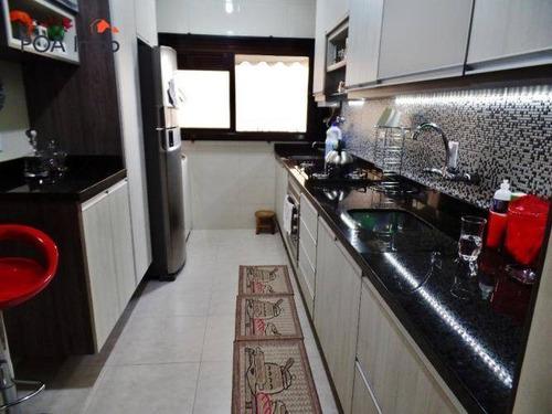 apartamento residencial à venda, são sebastião, porto alegre. - ap0248