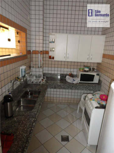 apartamento residencial à venda, são vito, americana. - ap0125