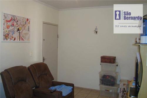 apartamento residencial à venda, são vito, americana. - ap0274
