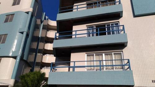 apartamento residencial à venda, solemar, praia grande. - ap