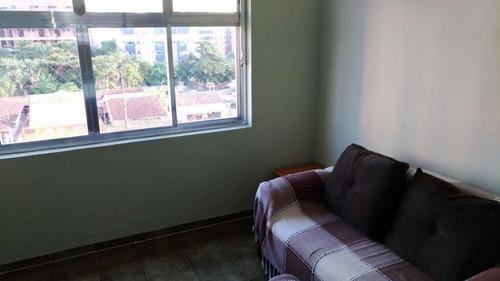 apartamento residencial à venda, solemar, praia grande. - ap0150