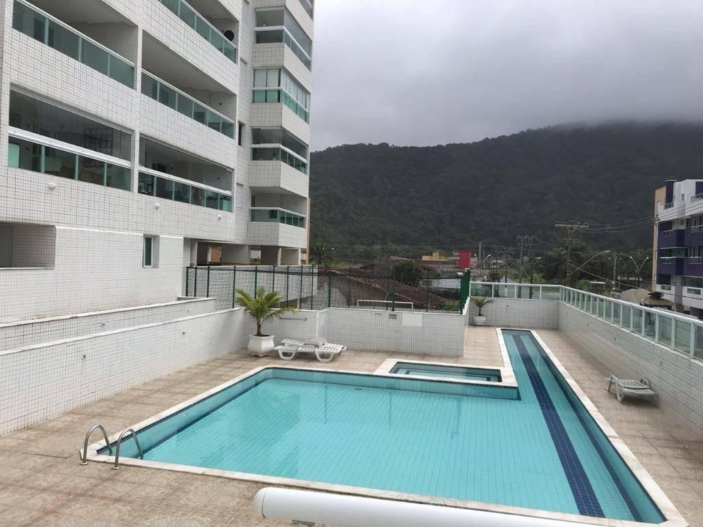 apartamento residencial à venda, solemar, praia grande - ap2186. - ap2186