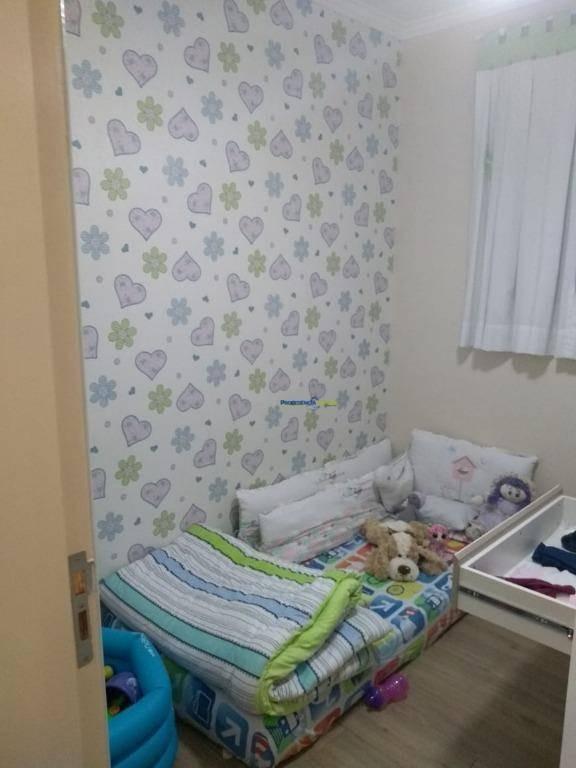apartamento residencial à venda, spazio rio verde, são josé do rio preto. - ap7010