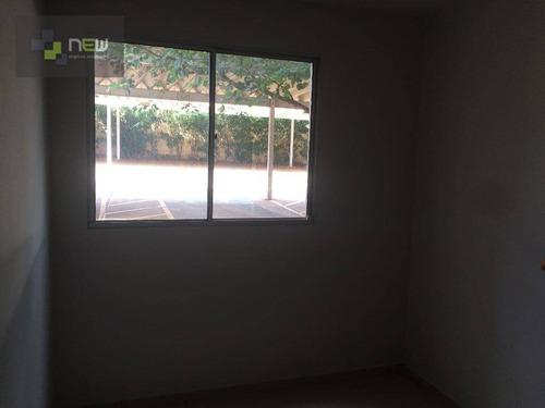 apartamento residencial à venda, sumarezinho, ribeirão preto. - ap0754