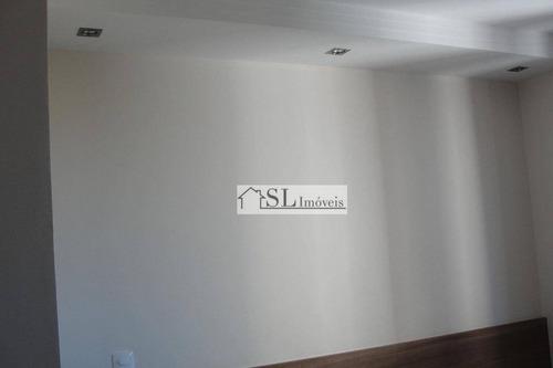 apartamento residencial à venda, swift, campinas - ap0295. - ap0295