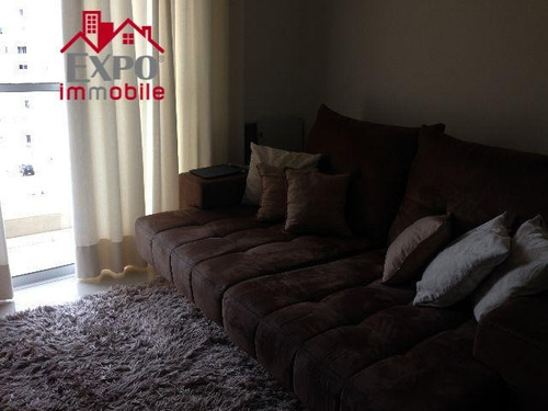 apartamento residencial à venda, swift, campinas. - ap0348