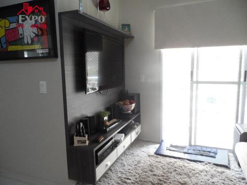 apartamento residencial à venda, swift, campinas. - ap0350