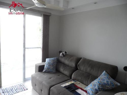 apartamento residencial à venda, swift, campinas. - ap0357