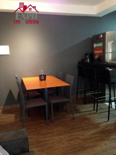 apartamento residencial à venda, swift, campinas. - ap0361