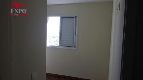 apartamento residencial à venda, swift, campinas. - ap0384