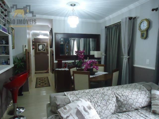 apartamento residencial à venda, swift, campinas. - ap1071