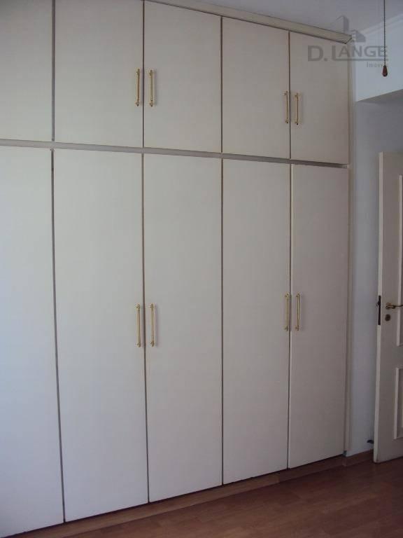 apartamento residencial à venda, swift, campinas. - ap14864