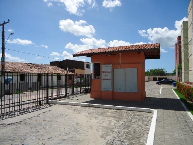 apartamento  residencial à venda, tabapuá, caucaia. - ap0450