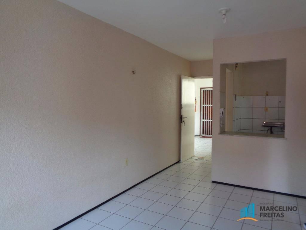 apartamento residencial à venda, tabapuá, caucaia - ap2898. - ap2898