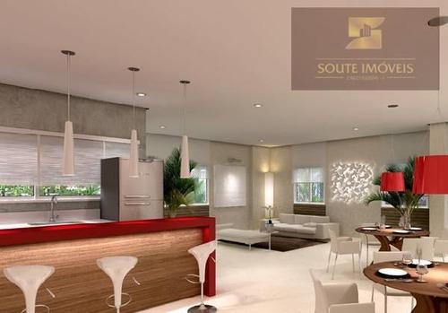 apartamento  residencial à venda, taboão, diadema. - codigo: ap2699 - ap2699