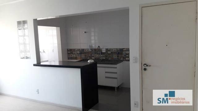 apartamento residencial à venda, taboão, são bernardo do campo. - ap1546