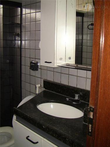 apartamento residencial à venda, tambaú, joão pessoa - ap3133. - ap3133