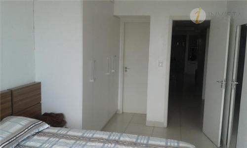 apartamento residencial à venda, tambaú, joão pessoa. - ap3720