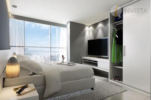apartamento residencial à venda, tambaú, joão pessoa. - ap4447