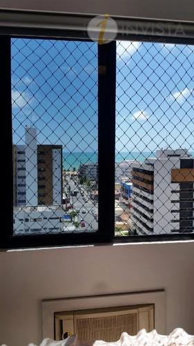 apartamento residencial à venda, tambaú, joão pessoa - ap5072. - ap5072