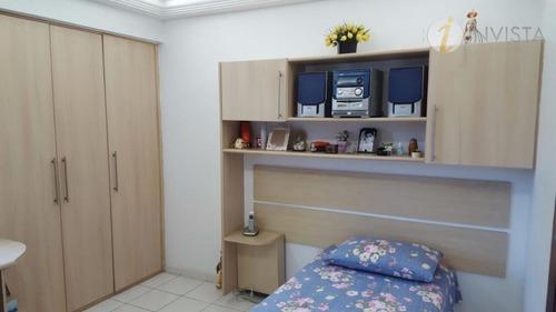 apartamento residencial à venda, tambaú, joão pessoa. - ap5487