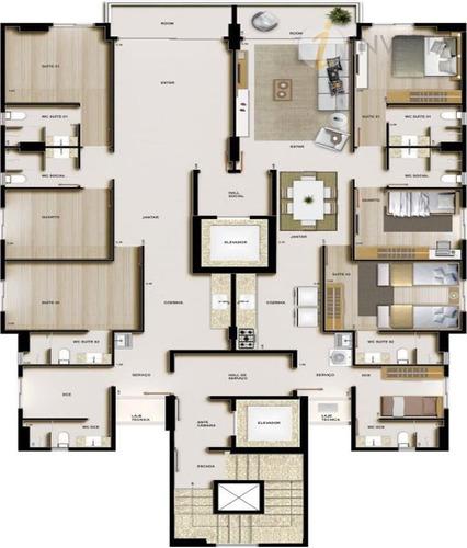 apartamento  residencial à venda, tambauzinho, joão pessoa. - ap3781