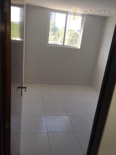 apartamento  residencial à venda, tambauzinho, joão pessoa. - ap3985