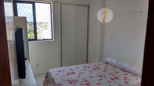 apartamento residencial à venda, tambauzinho, joão pessoa - ap5182. - ap5182