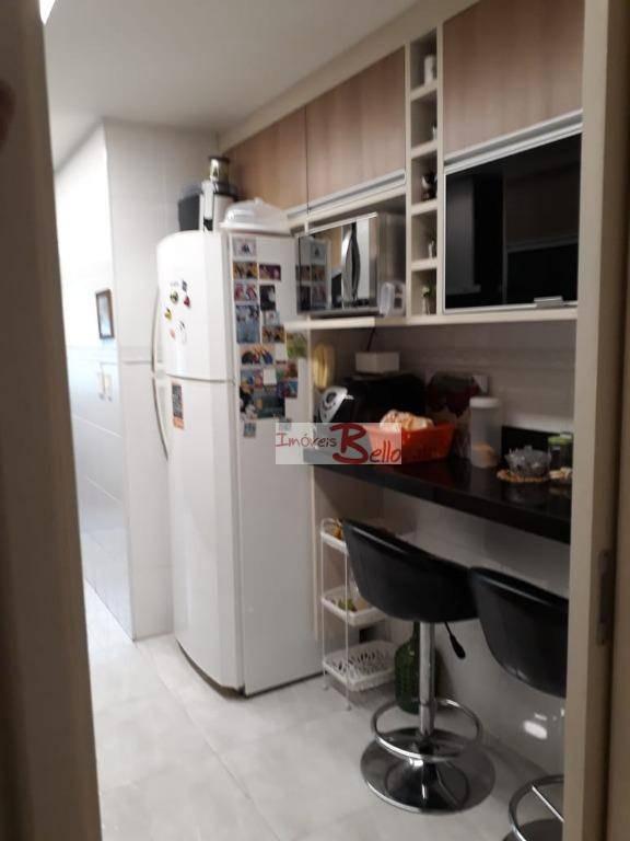 apartamento residencial à venda, tamboré, barueri. - ap0341