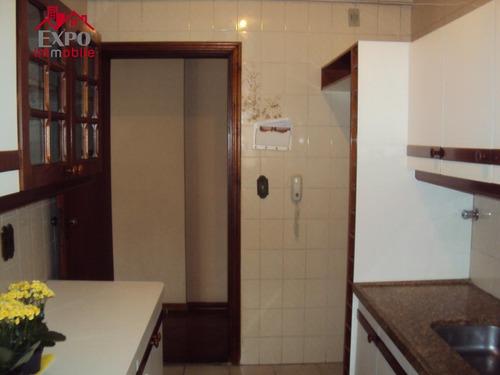 apartamento residencial à venda, taquaral, campinas. - ap0229