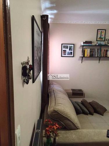 apartamento residencial à venda, taquaral, campinas. - ap0420