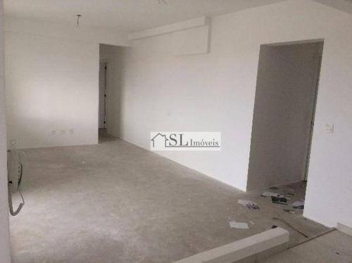 apartamento residencial à venda, taquaral, campinas. - ap0509