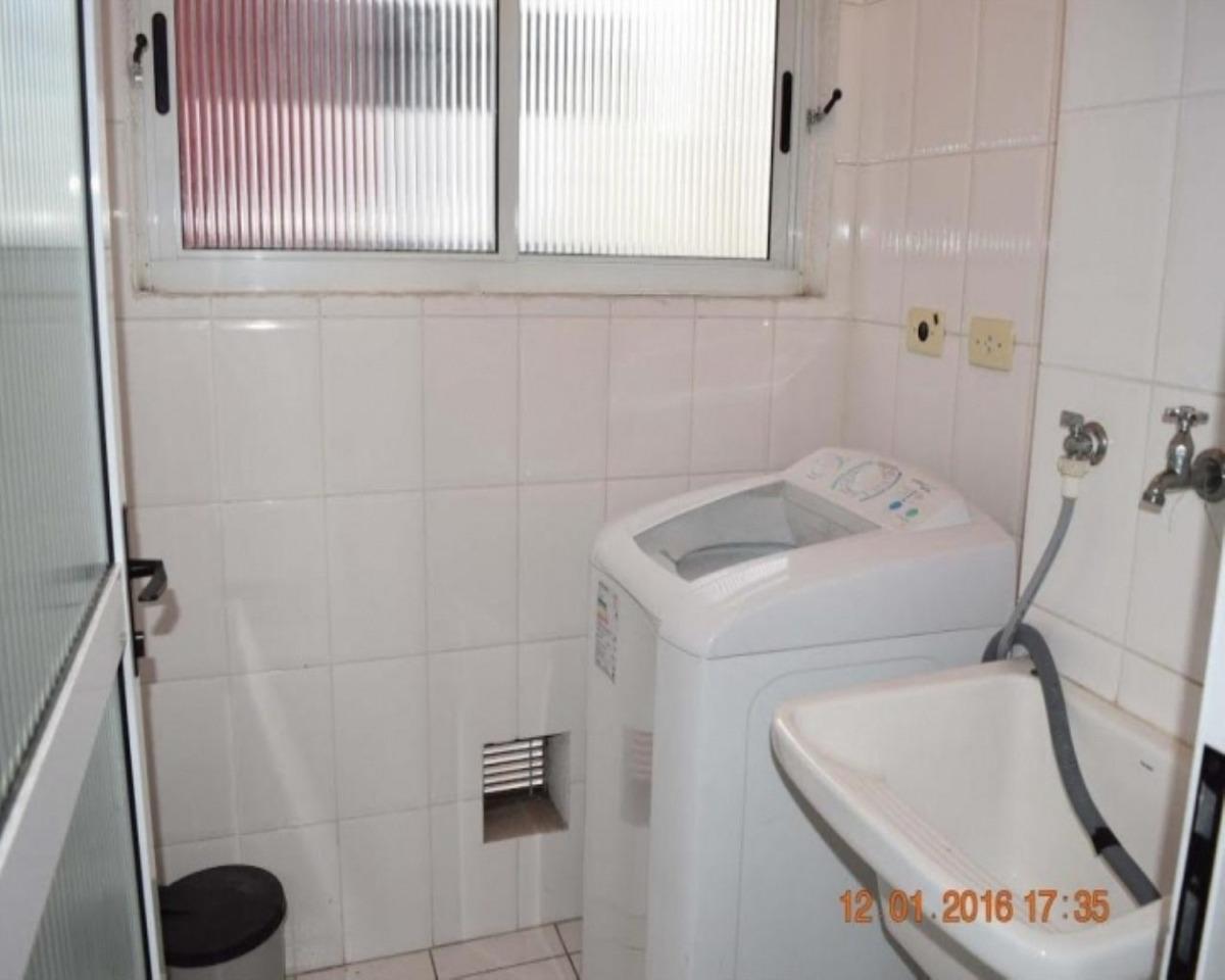 apartamento residencial à venda, tatuapé, são paulo. - ap0221 - 34651046