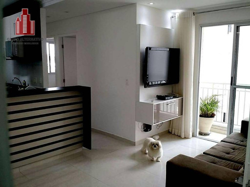 apartamento residencial à venda, tatuapé, são paulo - ap0300. - ap0300